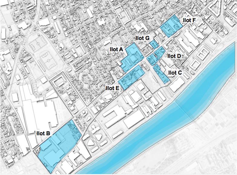 Quartier Saint Germain / Bords de Seine - Argenteuil - Bassetti Mandataire